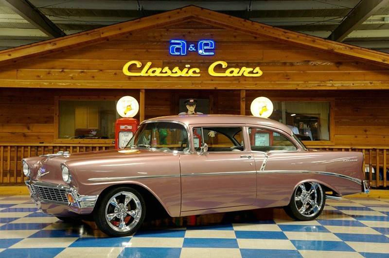 1956 Chevrolet 210 1