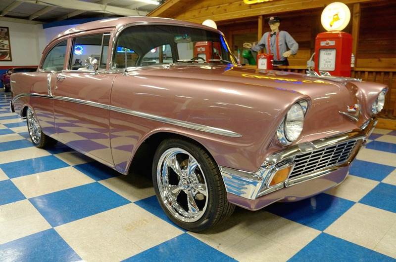 1956 Chevrolet 210 10