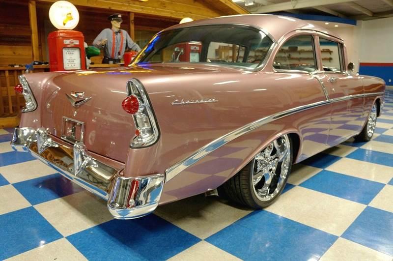 1956 Chevrolet 210 11