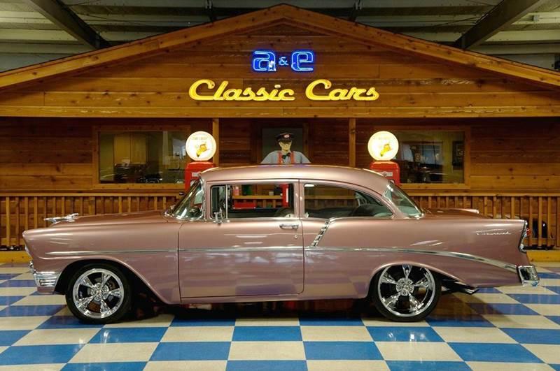 1956 Chevrolet 210 2