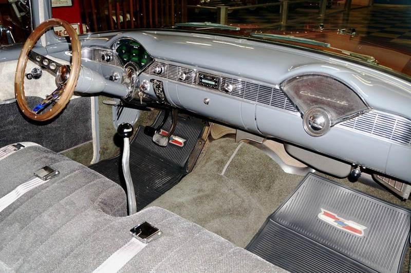 1956 Chevrolet 210 22