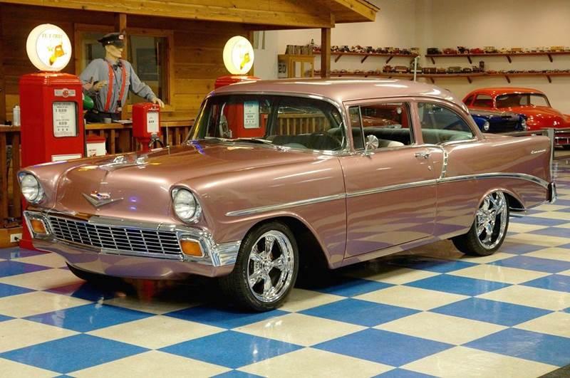 1956 Chevrolet 210 3