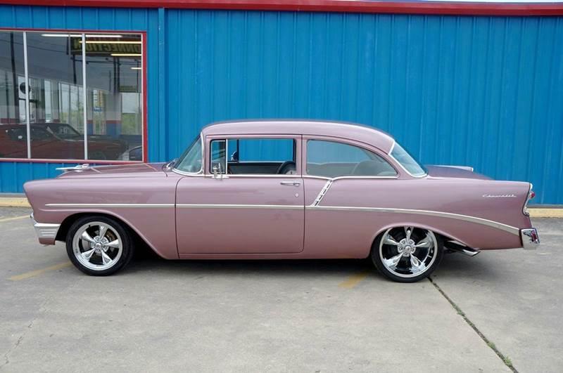 1956 Chevrolet 210 34