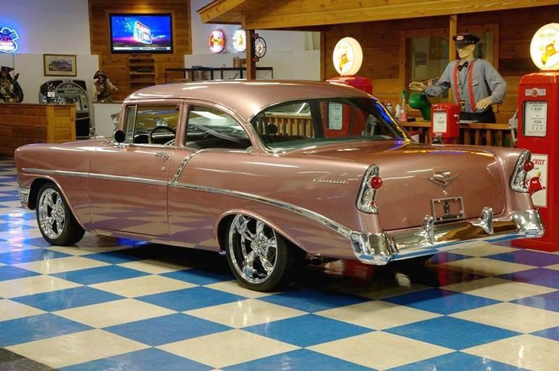 1956 Chevrolet 210 4