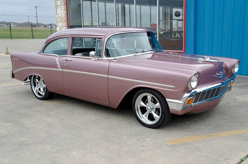 1956 Chevrolet 210 44