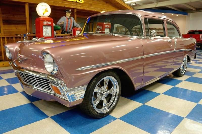 1956 Chevrolet 210 5