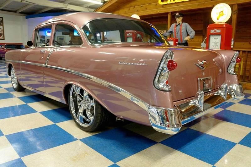 1956 Chevrolet 210 6