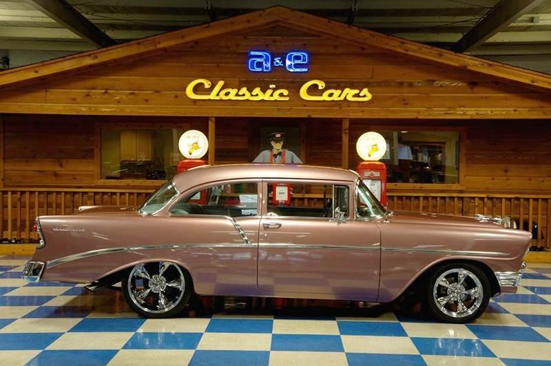 1956 Chevrolet 210 7