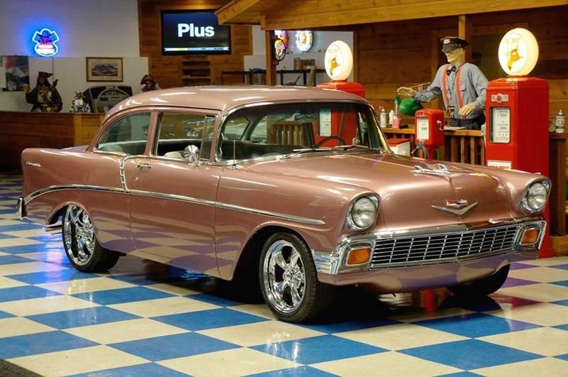 1956 Chevrolet 210 8