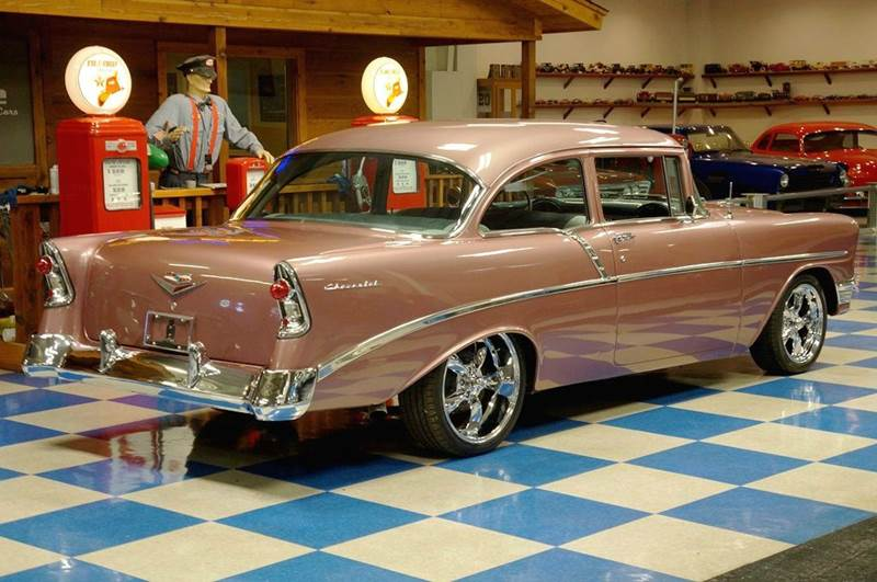 1956 Chevrolet 210 9