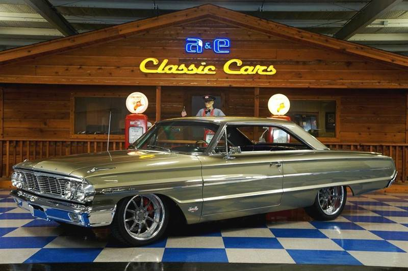 1964 Ford Galaxie 500 1