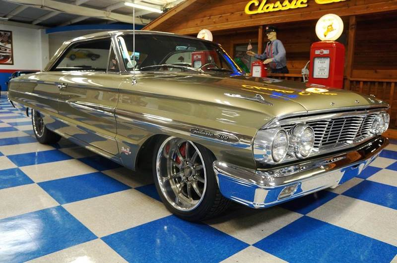 1964 Ford Galaxie 500 10