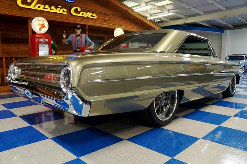 1964 Ford Galaxie 500 11