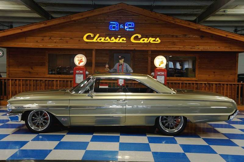1964 Ford Galaxie 500 2