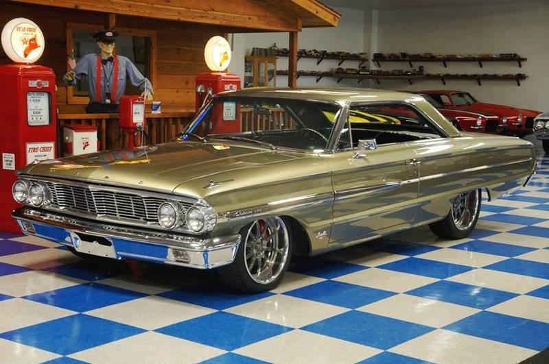 1964 Ford Galaxie 500 3