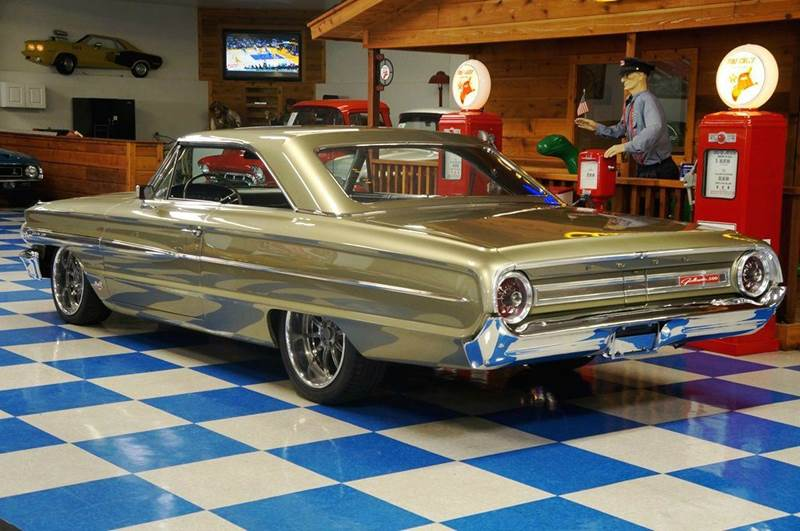 1964 Ford Galaxie 500 4
