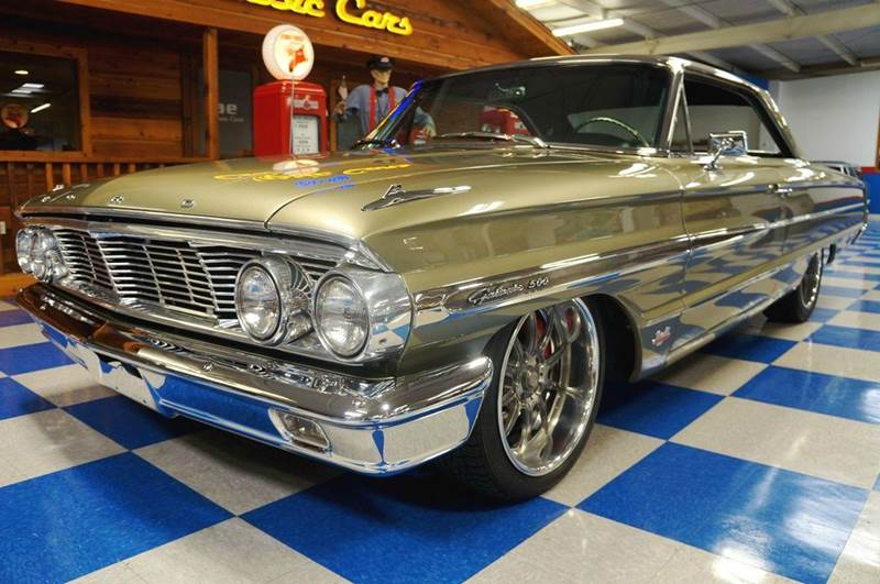 1964 Ford Galaxie 500 5