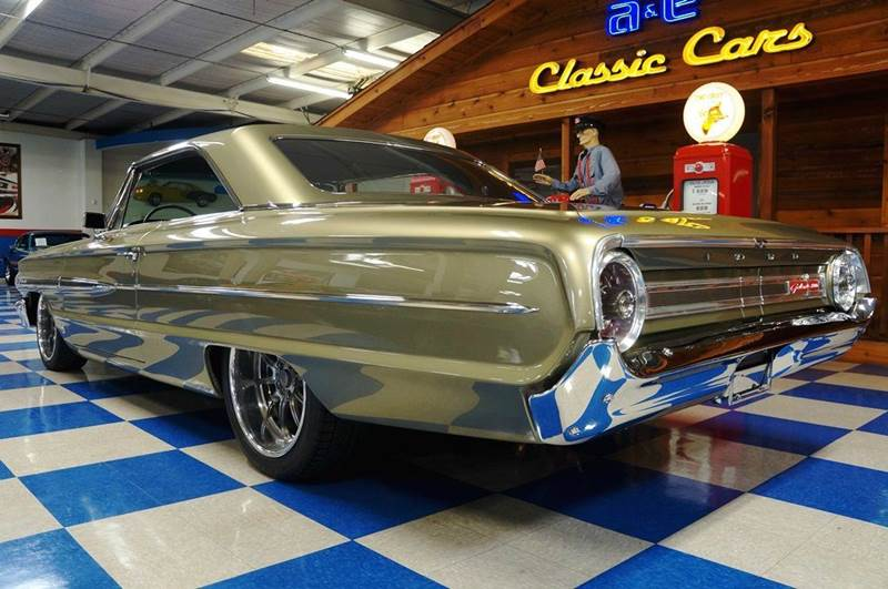 1964 Ford Galaxie 500 6