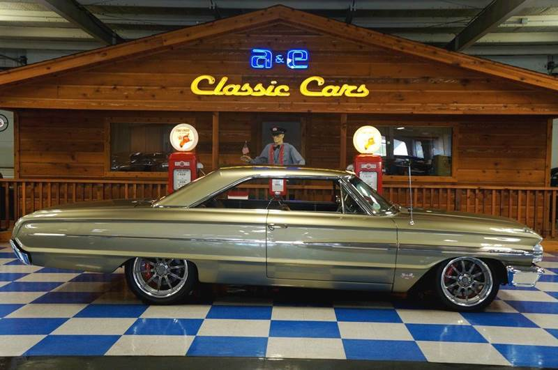 1964 Ford Galaxie 500 7