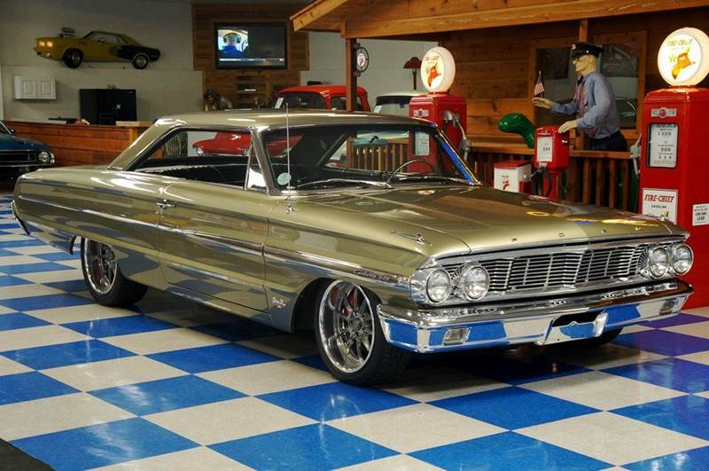 1964 Ford Galaxie 500 8
