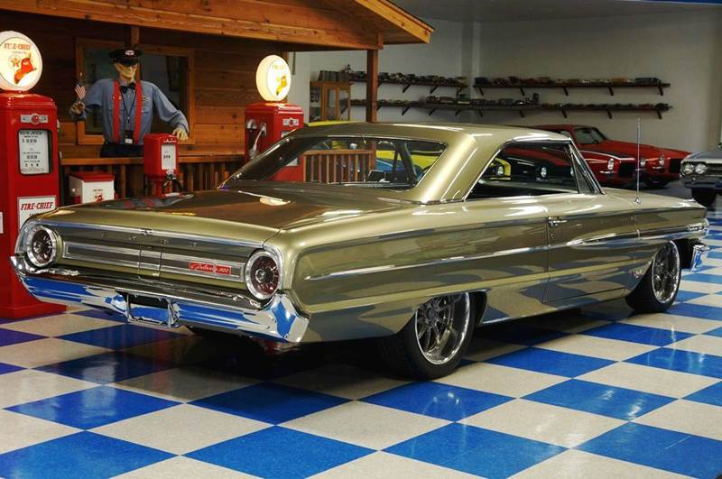 1964 Ford Galaxie 500 9