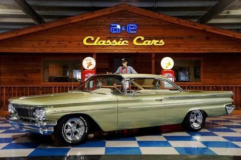 1960 Pontiac Ventura for sale in New Braunfels, TX