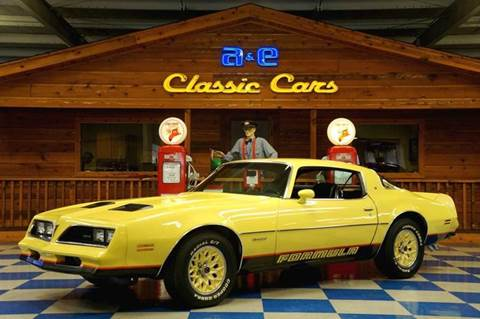 1978 Pontiac Firebird For Sale  Carsforsalecom