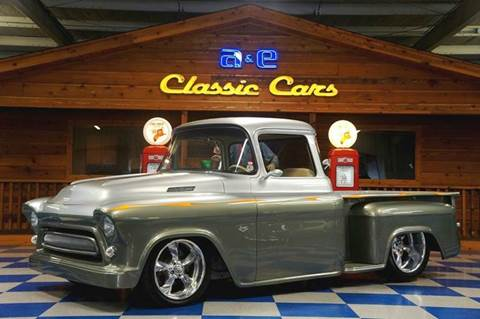 1957 Chevrolet 3100 for sale in New Braunfels, TX