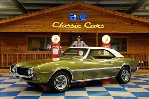 1968 Pontiac Firebird for sale in New Braunfels, TX