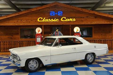 1967 Chevrolet Nova for sale in New Braunfels, TX