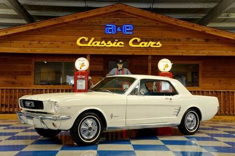 1966 Ford Mustang for sale in New Braunfels, TX
