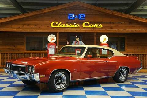 1972 Buick Gran Sport for sale in New Braunfels, TX