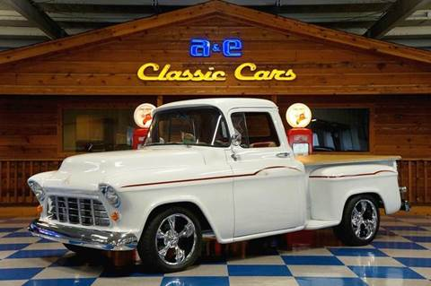 1955 Chevrolet 3100 for sale in New Braunfels, TX