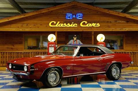 1969 Chevrolet Camaro for sale in New Braunfels, TX