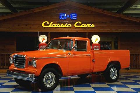 1964 Studebaker Champion for sale in New Braunfels, TX