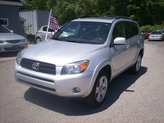 2008 Toyota RAV4 for sale in Taunton MA