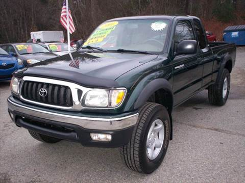 used 2001 toyota tacoma for sale. Black Bedroom Furniture Sets. Home Design Ideas