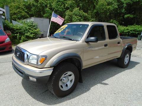 used 2004 toyota tacoma for sale in west virginia. Black Bedroom Furniture Sets. Home Design Ideas