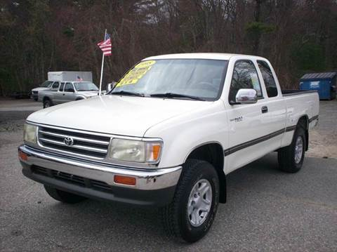 1998 Toyota T100 for sale in Taunton, MA