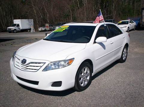 2011 Toyota Camry for sale in Taunton, MA
