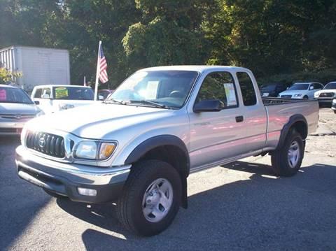 2002 Toyota Tacoma for sale in Taunton, MA