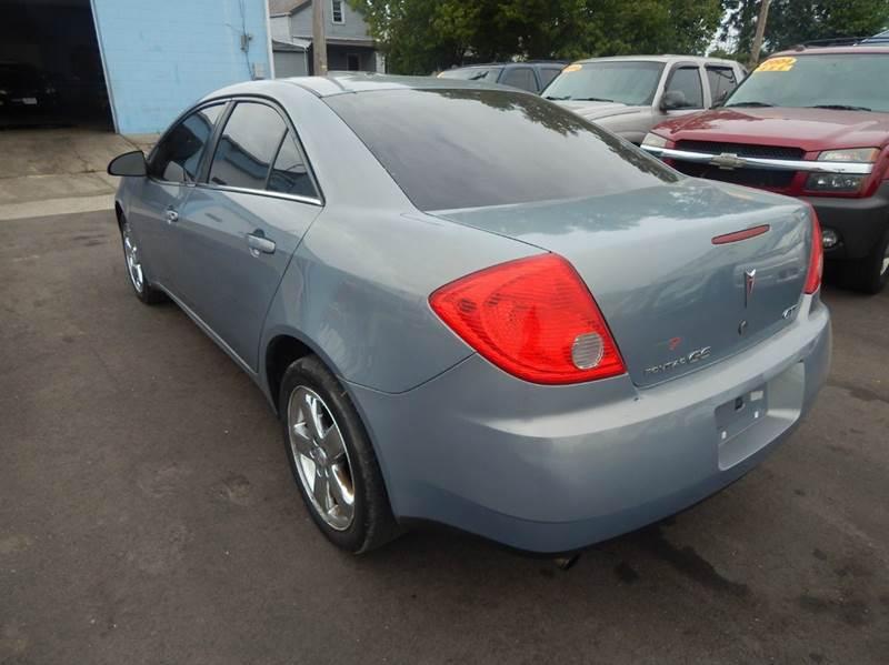 2008 pontiac g6 gt 4dr sedan in hamilton oh eagle motors for Eagle motors hamilton ohio