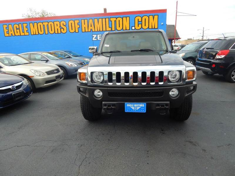 2007 hummer h3 h3x 4dr suv 4wd in hamilton oh eagle motors
