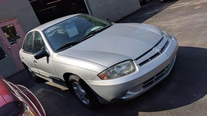 2003 Chevrolet Cavalier 4dr Sedan - Pen Argyl PA