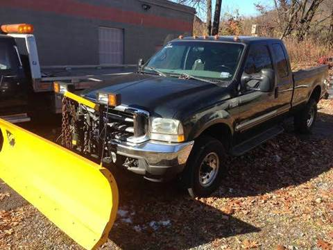 2002 Ford F-350 Super Duty for sale in Pen Argyl, PA