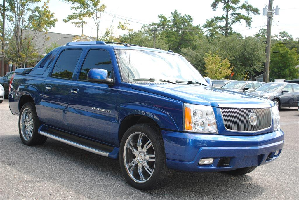 2004 cadillac escalade ext for sale in kentucky. Black Bedroom Furniture Sets. Home Design Ideas