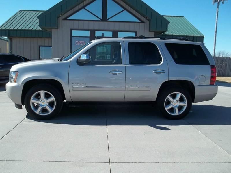 2009 chevrolet tahoe ltz 4x4 4dr suv in kearney ne lanny for Lanny carlson motor inc kearney ne