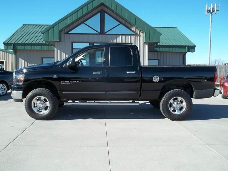 2006 dodge ram pickup 2500 slt 4dr quad cab 4wd sb in for Lanny carlson motor inc kearney ne
