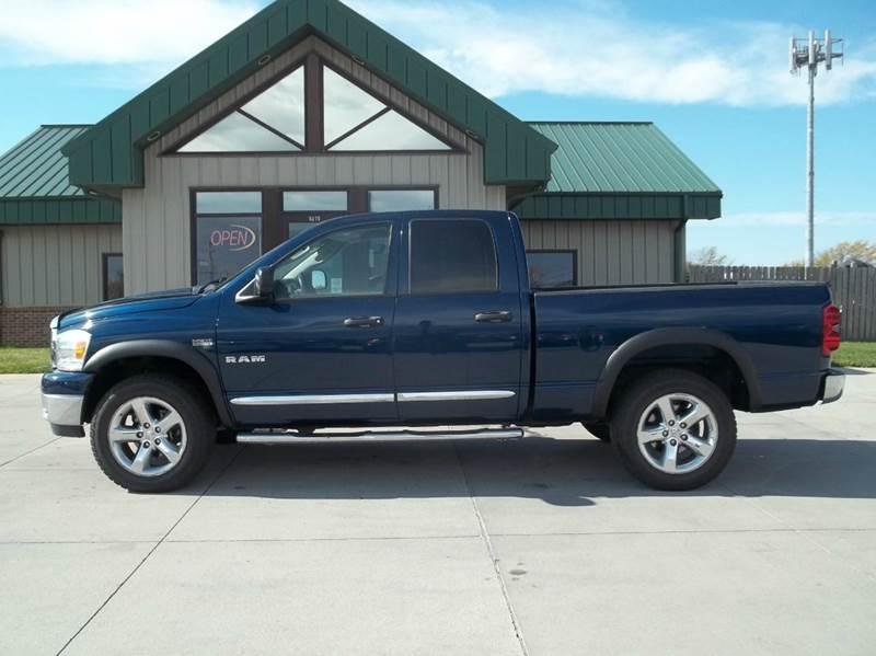 Dodge ram pickup 1500 for sale in kearney ne for Lanny carlson motor inc kearney ne
