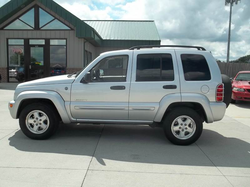2004 jeep liberty limited 4wd 4dr suv in kearney ne On lanny carlson motor inc kearney ne
